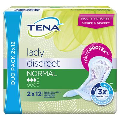 Tena Lady discreet normal verbanden duo pack
