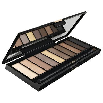 L'Oréal Paris palette nude eyeshadow