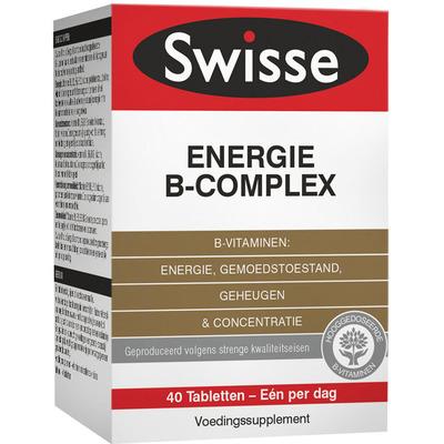 Swisse Energie B-complex tabletten
