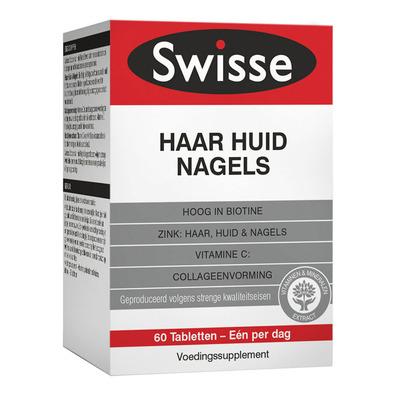 Swiss Haar-huid-nagels tabletten