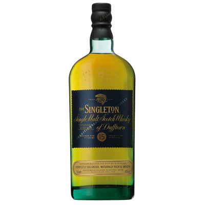 The Singleton Single malt Scotch whisky 15 years