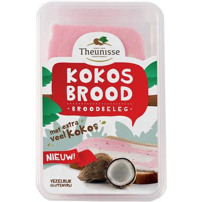 Theha Kokosbrood extra kokos assorti