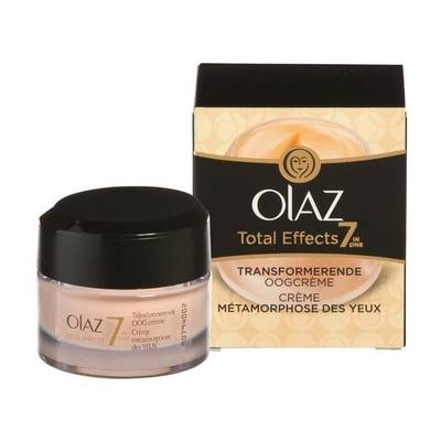 Olaz Total Effects 7in1 Anti-Verouderings Transformerende Oogcontourcrème