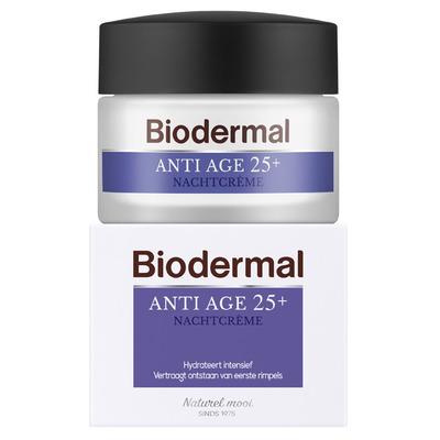 Biodermal Anti-age 25+ nachtcrème
