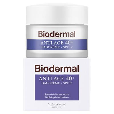 Biodermal Anti-age 40+ dagcrème