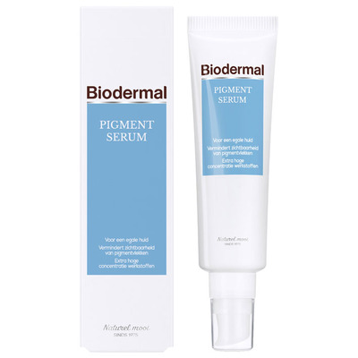 Biodermal Pigmentserum dag & nacht