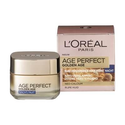 L'Oréal Paris Age Perfect Golden Age Nachtcrème