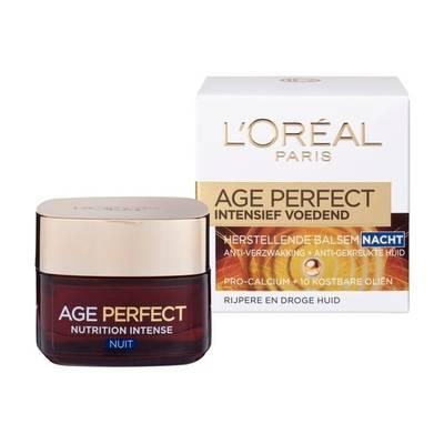 L'Oréal Paris Age Perfect Intensief Voedend Nachtcrème