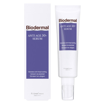 Biodermal Anti-age 50+ gezichtserum