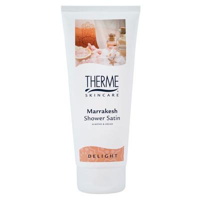 Therme Marrakesh shower satin