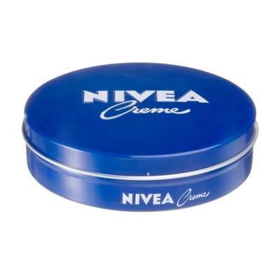 nivea blue pot