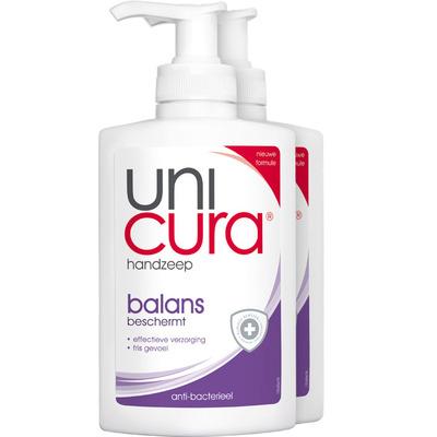 Unicura Vloeibare zeep Balance pomp duo