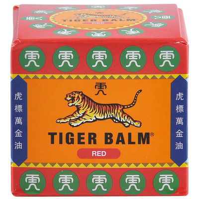 Tiger Balm Rood
