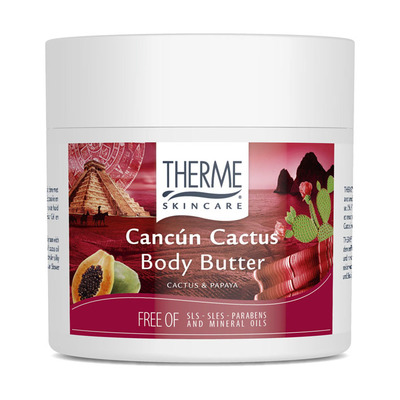 Therme Body butter Cancun cactus