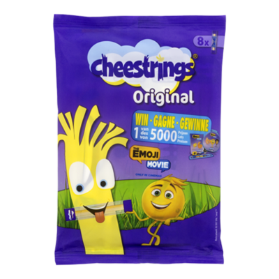 Cheestrings Cheestrings 8-pack