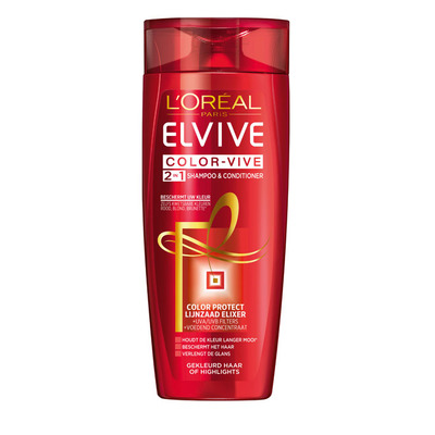 Elvive Color vive 2in1 shampoo