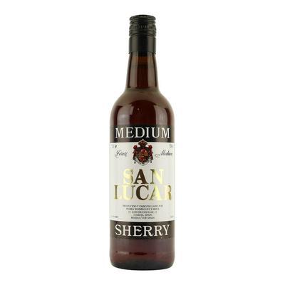 San Lucar Medium Sherry