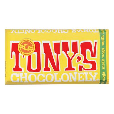 Tony's Chocolonely Melk noga