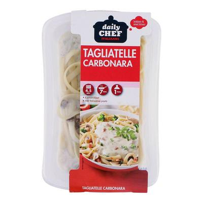 Daily Chef Tagliatelle Carbonara