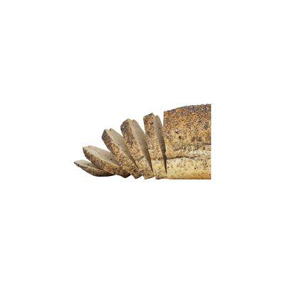 Molenbrood Bio Licht Meergranen Brood Half