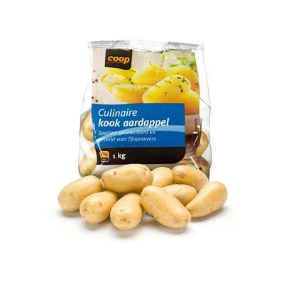 Culinaire Kook Aardappelen