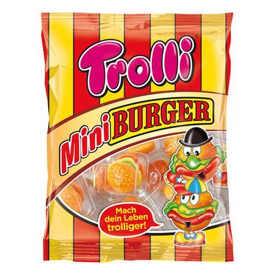 Trolli Mini burger