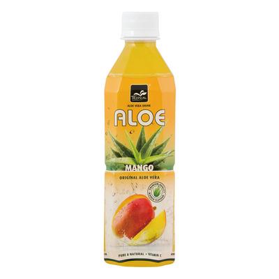 Tropical Aloe vera juice mango
