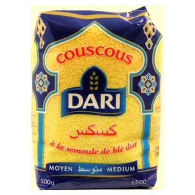 Dari Couscous Medium