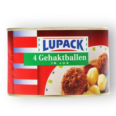 Lupack Gehaktballen In Jus 440 Gram
