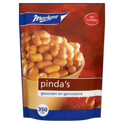 Markant Pinda's Gezouten 350 g