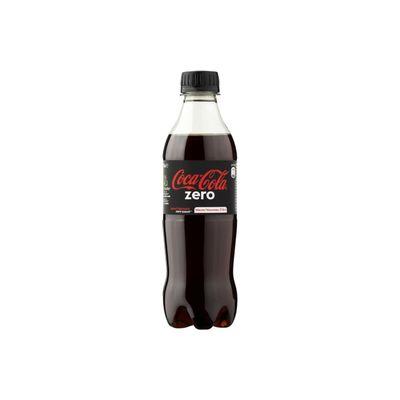 Coca Cola Zero Gekoeld