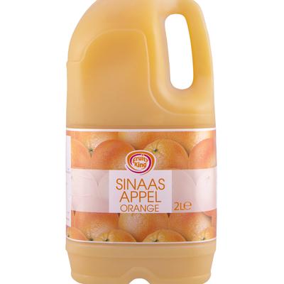 Fruity King Sinaasappelsap