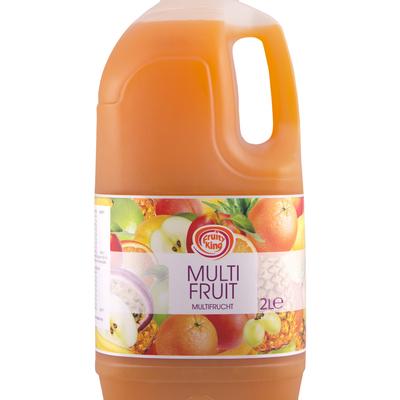 Fruity King Multi Fruit 2 Ltr