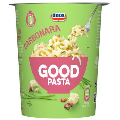 Unox Goodpasta spaghetti carbonara