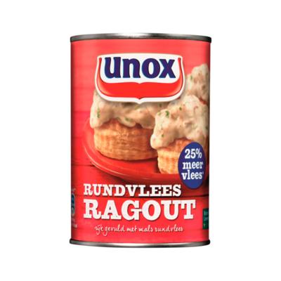 Unox Ragout Rundvlees 4 Porties