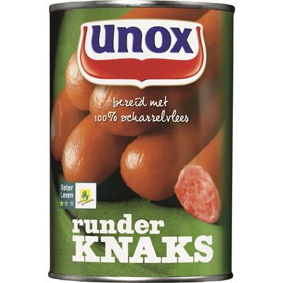 Unox Knaks rund