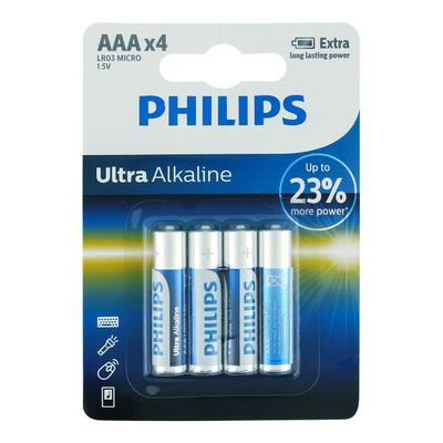 Philips Ultra Life Micro Aaa Batterijen