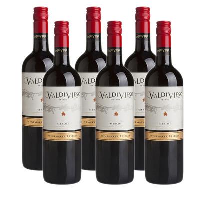 Valdivieso Merlot winemaker reserva