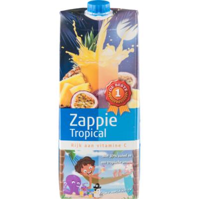 Huismerk Zappie tropisch fruit