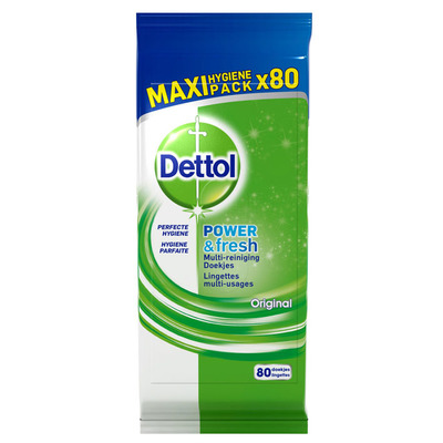 Dettol Wipes original