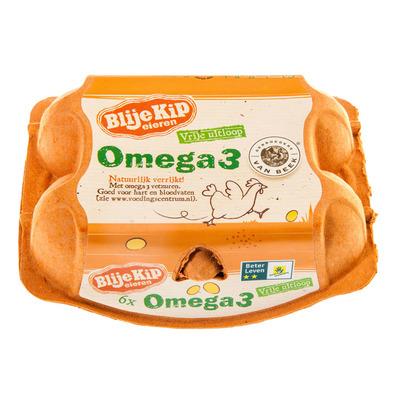 Van Beek Omega 3 vrije uitloop eieren