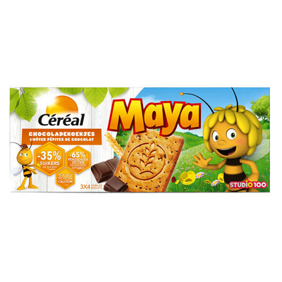 Céréal Maya De Bij Chocoladekoekjes