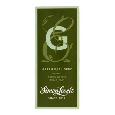Simon Lévelt Theebuil green earl grey 1-kops