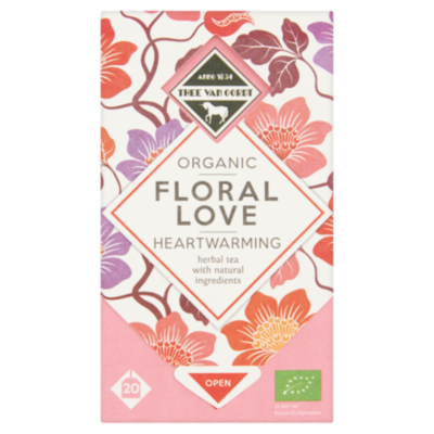 Thee Van Oordt Floral Love 1-kops