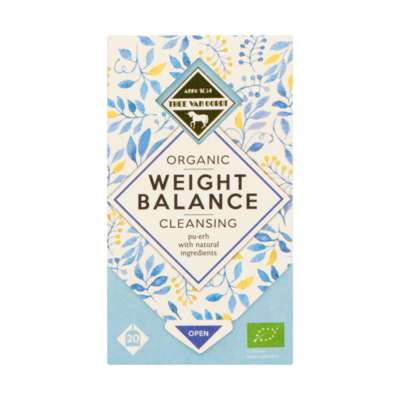 Thee Van Oordt Organic Weight Balance Cleansing