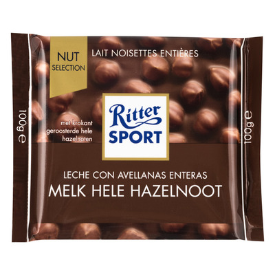 Ritter Sport Nut selection melk-hazelnoot