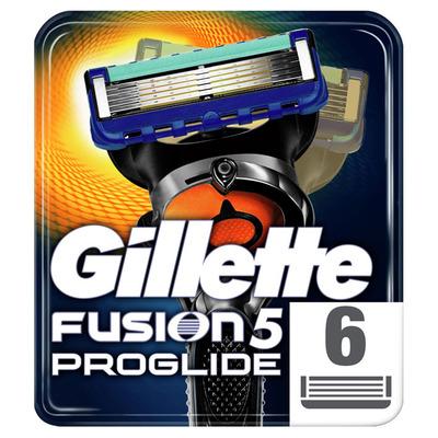 Gillette Fusion5 proshield navulmesjes