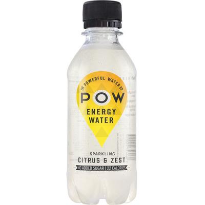 Pow Energy Water Citrus & zest