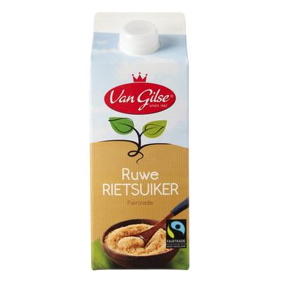 Van Gilse Ruwe rietsuiker fairtrade