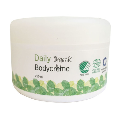 Daily Organic Bodycrème